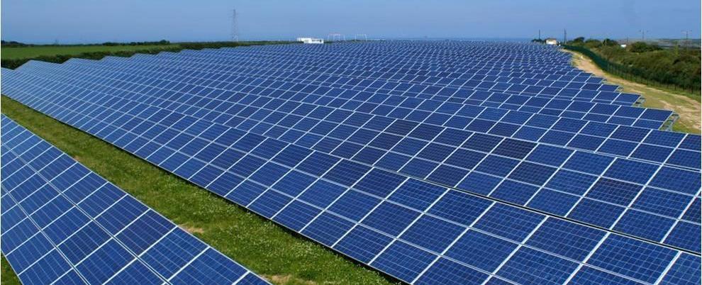 Farmy słoneczne